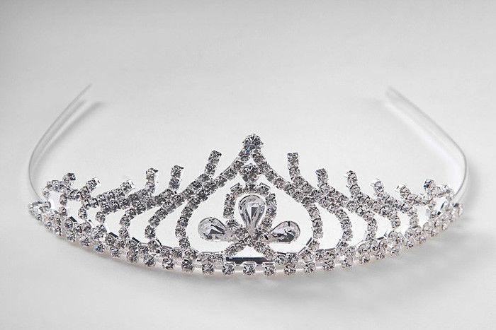 Beispiel: Ihr Diadem, Foto: Weddingdress.ch.