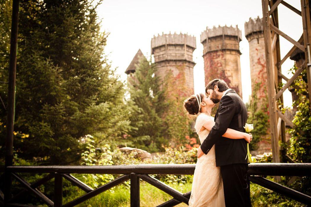 Una boda muy especial