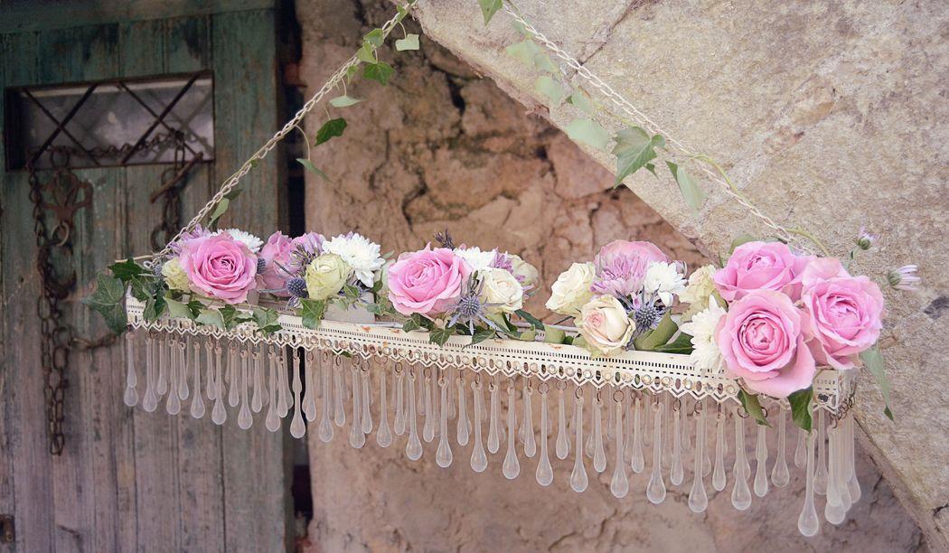 HH Créations  Décoratrice et Wedding Planner entre Nîmes et Montpellier.  Shooting photo EVJF