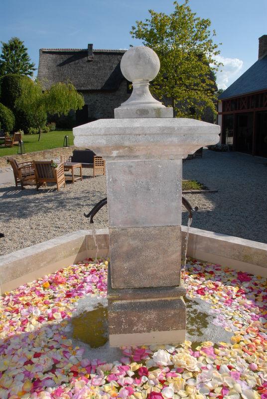 La Fontaine ramenée du Gard