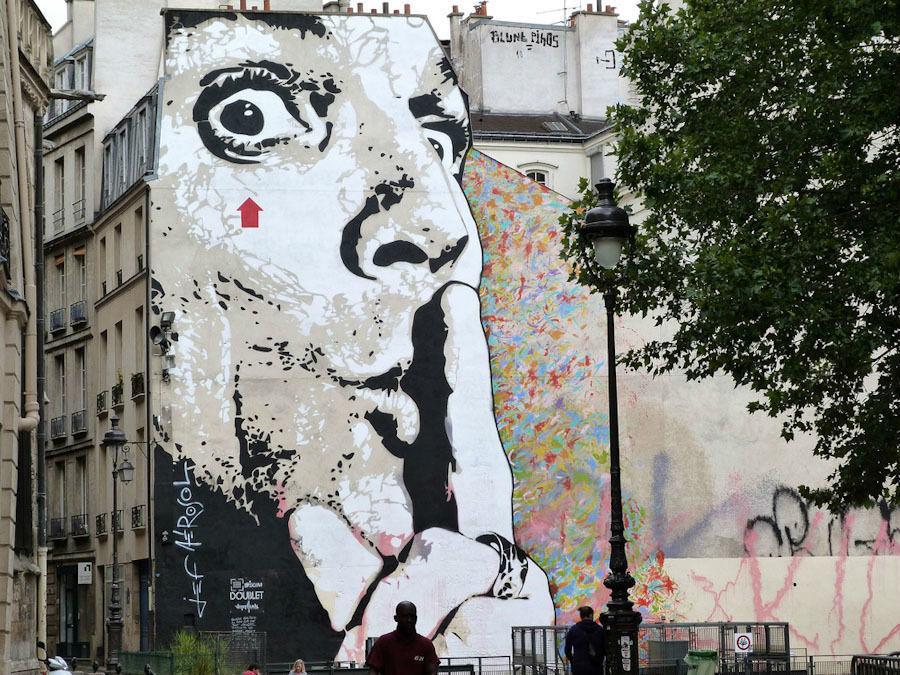 Emoovio - Idée liste de mariage  Sortie découverte de street art à Paris