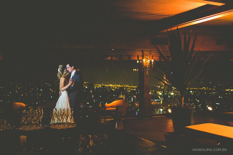 Casamento real - Bar do Terraço