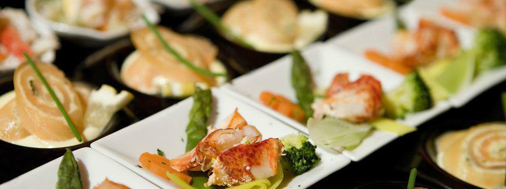 Beispiel: Catering, Foto: Juketec.
