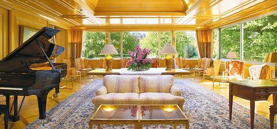 Beispiel: Wintergarten, Foto: Colombi Hotel.