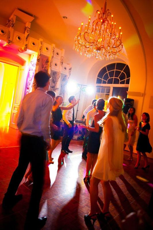 Beispiel: Hochzeitsfeier, Foto: the wedding planner.