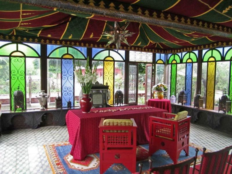 Beispiel: Trauzimmer, Foto: Le Marrakech.