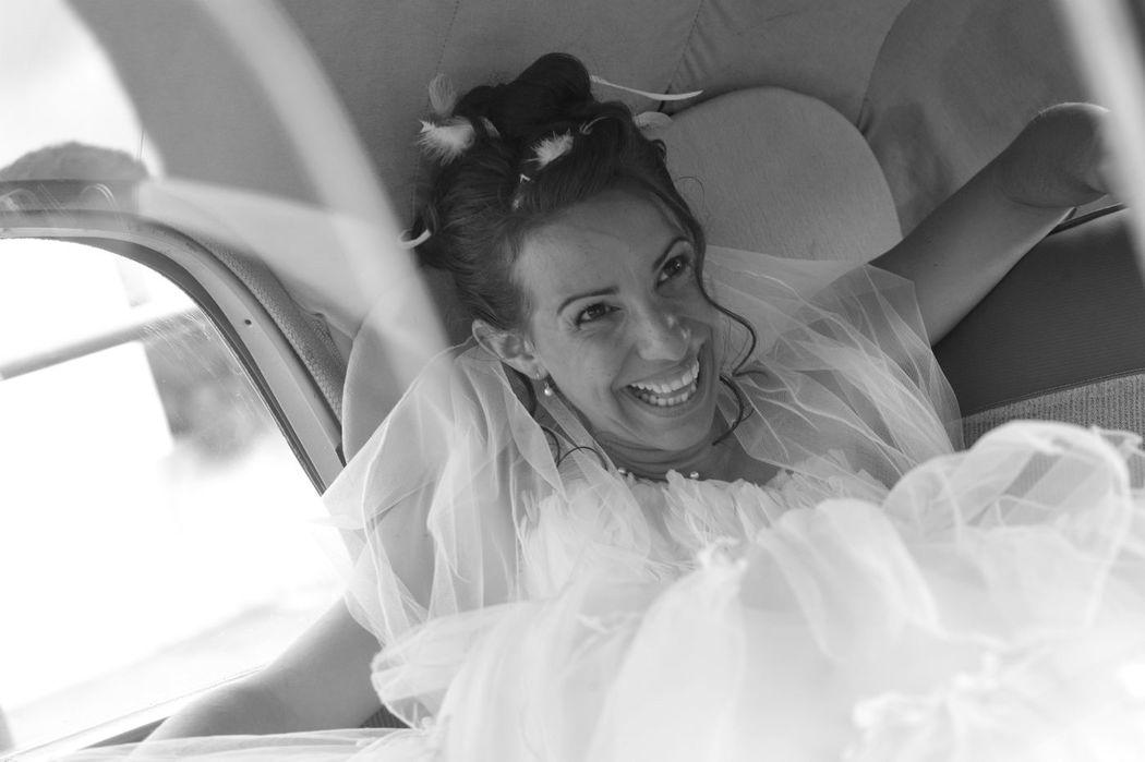 portrait de la mariée imediage