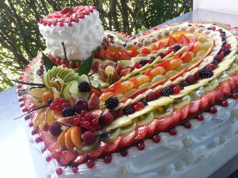 Wedding cake a scelta per gli Sposi