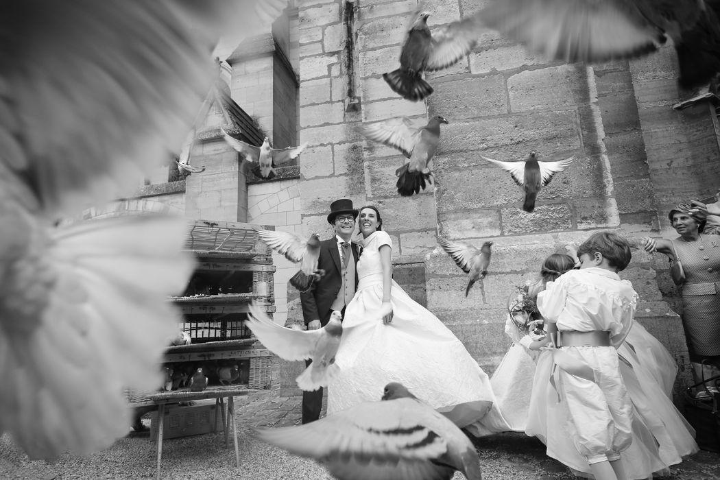 Mariage à la Cathédrale de Sens