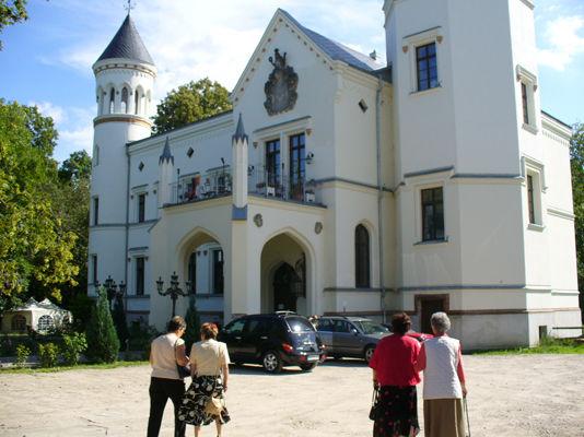Beispiel: Hotel, Foto: Schloss Bredenfelde.