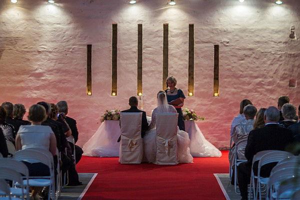 Beispiel: Religiös oder Weltlich, Foto: Anna Held Zeremonien.