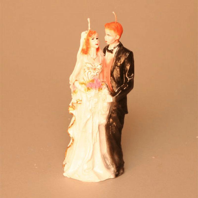 Beispiel: Die ganz besondere Idee, Foto: Kerzenwelt.