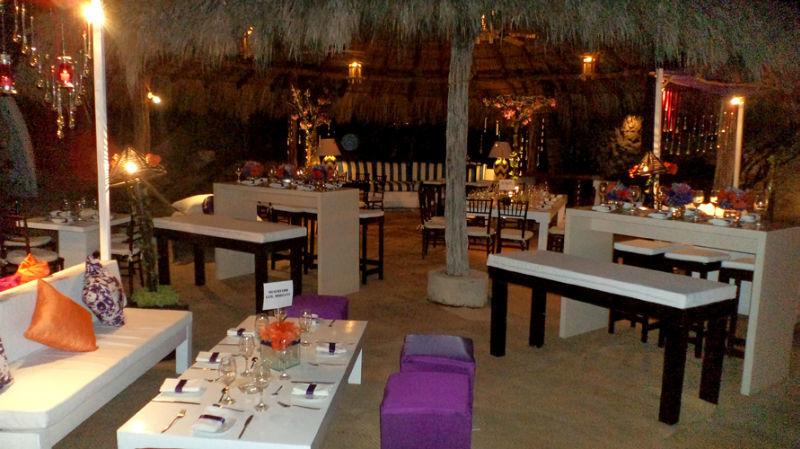 Boda destino en Acapulco en el hotel Villa Alejandra