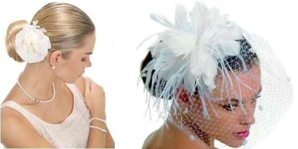 Beispiel: Haarschmuck für die Braut, Foto: Brautschmuck.org.