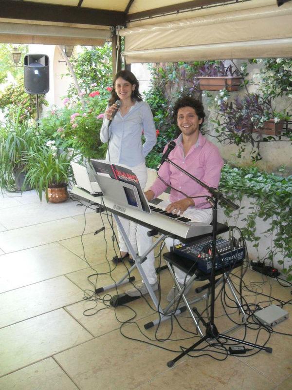 Andrea e Noemi