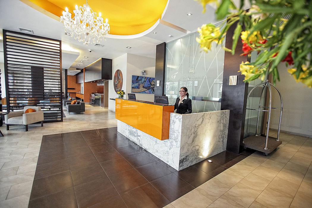 Recepción - Eventos Lima Foresta Hotel Lima San Isidro