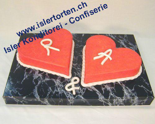 Beispiel: Torte Sofia, Foto: Isler Konditorei.