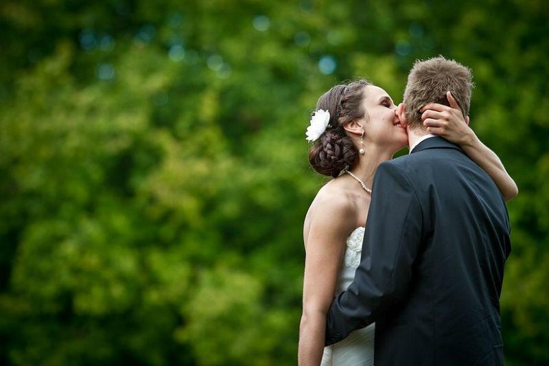Beispiel: Portraitfotografie, Foto: Ralf Dombrowski Wedding Photographer.