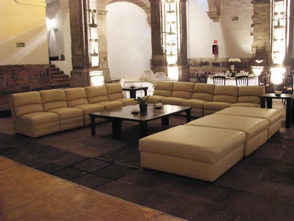 Sala Lounge en Ex Convento de San Hipólito