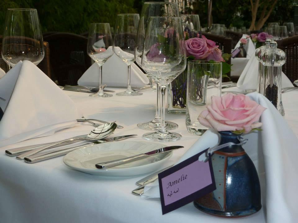 Beispiel: Perfekte Veranstaltungsbetreuung, Foto: Die Hochzeitsgestalter.