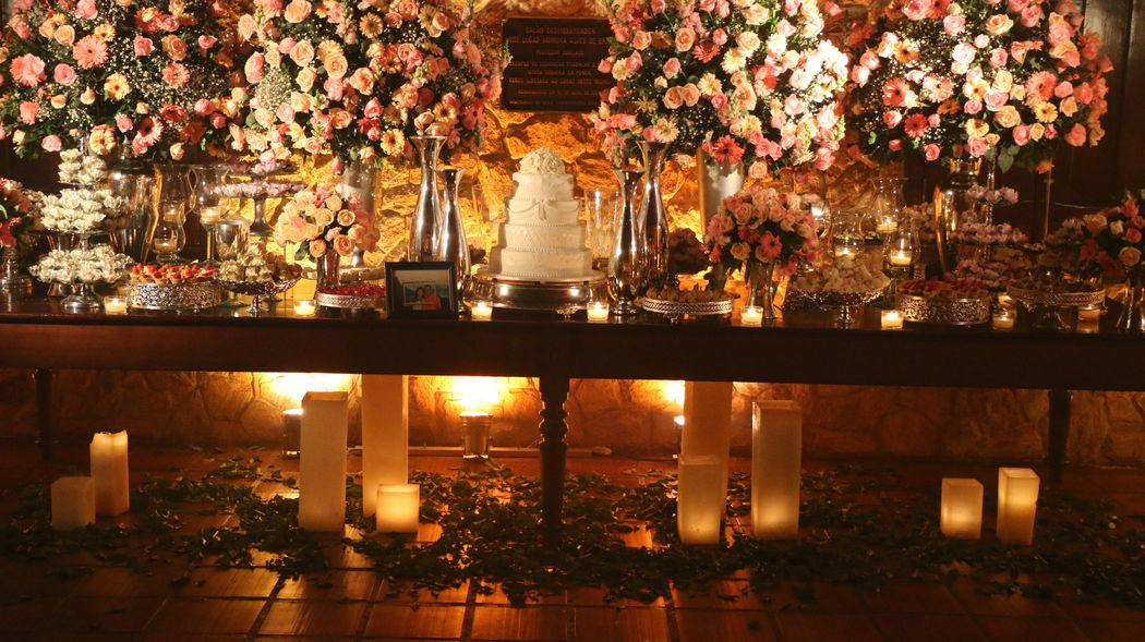 Decoração Nossa Senhora da Penna (Freguesia) Casório Real