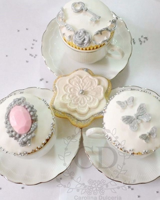 Cupcakes luxe