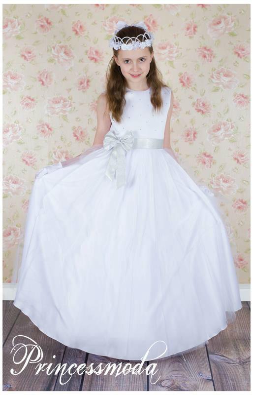 Beispiel: Kinderfestmode und Accessoires, Foto: Princessmoda.