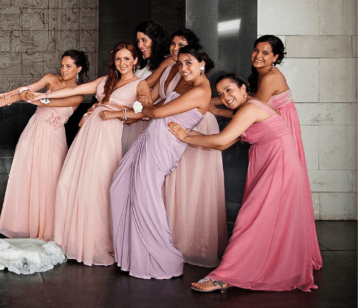 Fotografía profesional para bodas en México - Foto SalPimienta