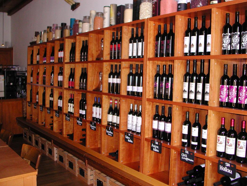 Beispiel: Impressionen aus der Gaststube, Foto: Restaurant Gemeindehaus.