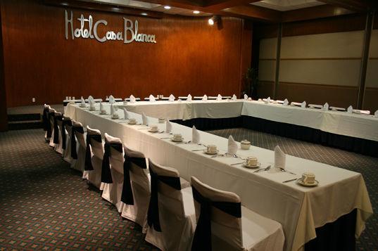 Hotel Casa Blanca Ciudad de México