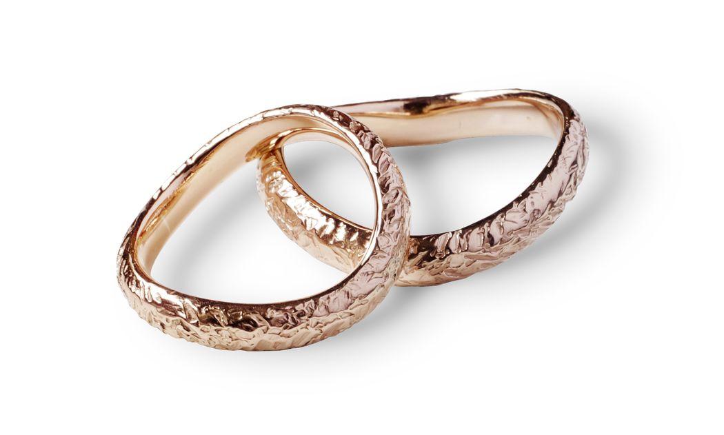 Fedi Matrimoniali Made in Italy Mod Filicudi Oro Rosa