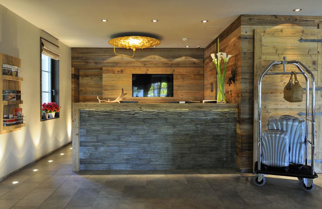 Beispiel: Hotelbereich, Foto: Hotel LA VAL.
