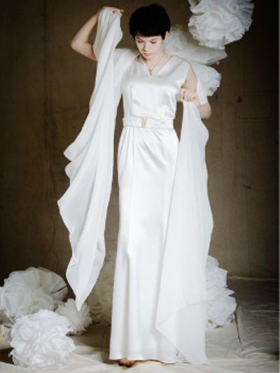 Beispiel: Ihr persönliches Hochzeitskleid, Foto: Lili Maras.