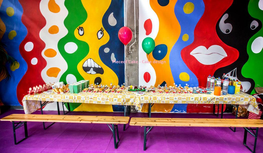 Organizações de festas infantis