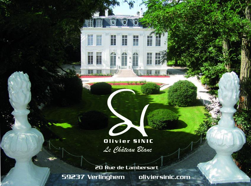 Le Château Blanc -Olivier Sinic