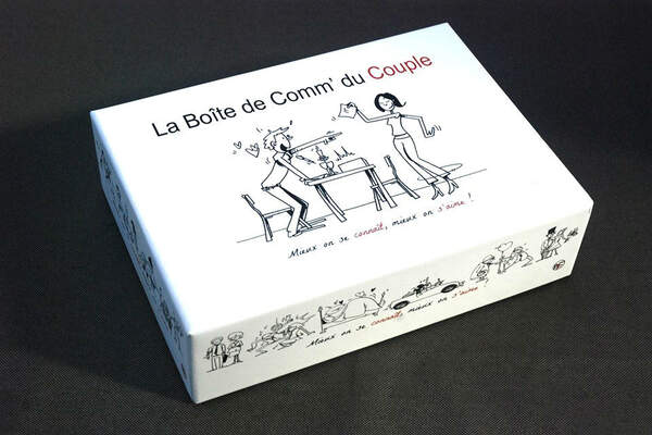Les Boîtes de Comm'