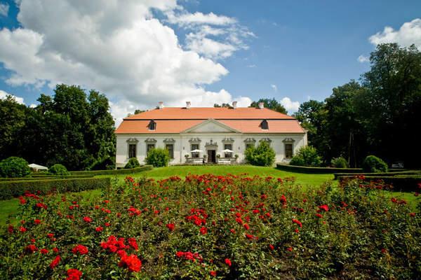 Pałac Obory