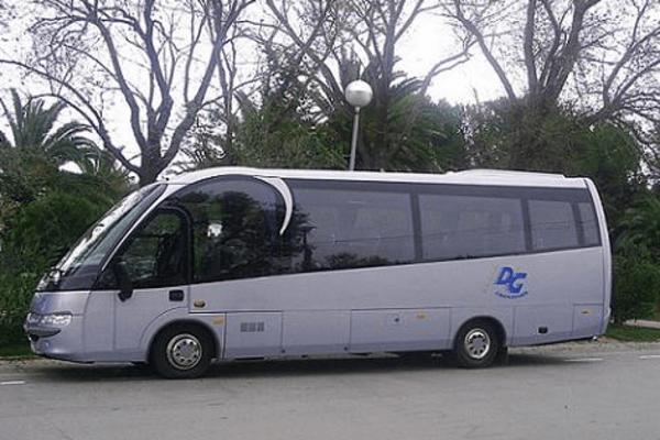 DG Limousines - Autobuses