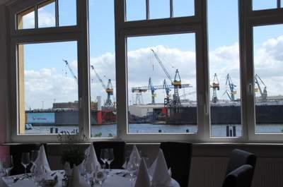 Panorama Lounge im Fischerhaus