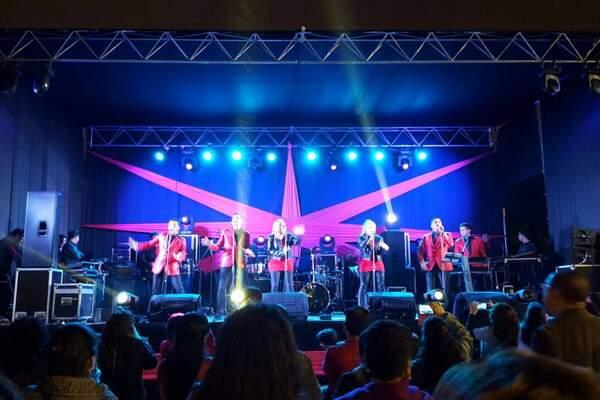 Orquesta Escencia Banda Show