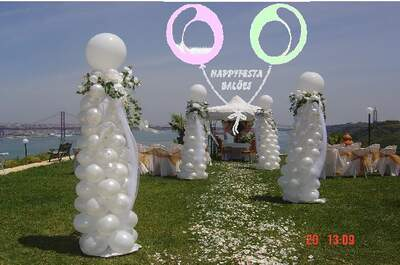 Happyfesta Balões