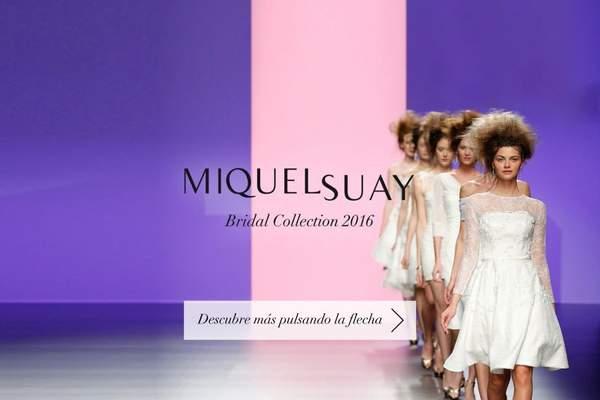 Miquel Suay - Novia Barcelona