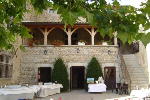 Restaurant du Château Saint Julien