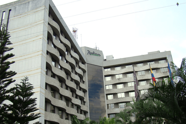 Hotel Radisson Royal Cali