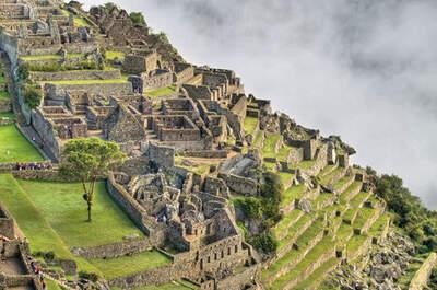 Terres des Andes