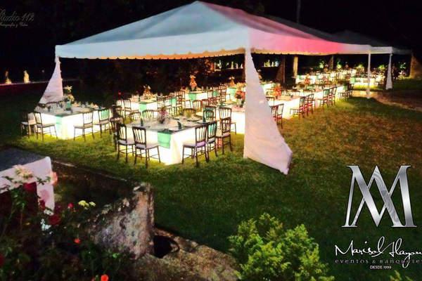 Eventos y Banquetes Marisol Alayon