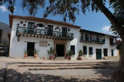 Hotel La Posada de San Antonio - Villa de Leyva