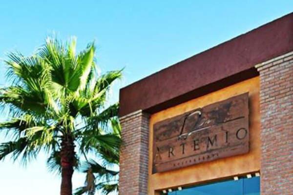 Restaurant Don Artemio, Saltillo, Coahuila