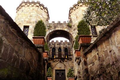 Castillo del Mono Osorio