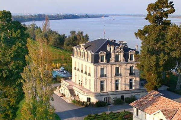 chateaux mariage gironde
